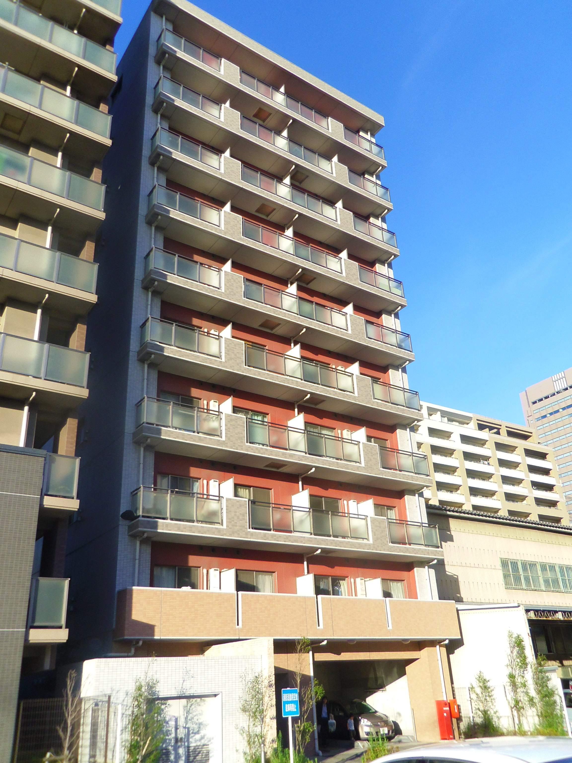 千葉県千葉市中央区、千葉駅徒歩17分の築7年 10階建の賃貸マンション