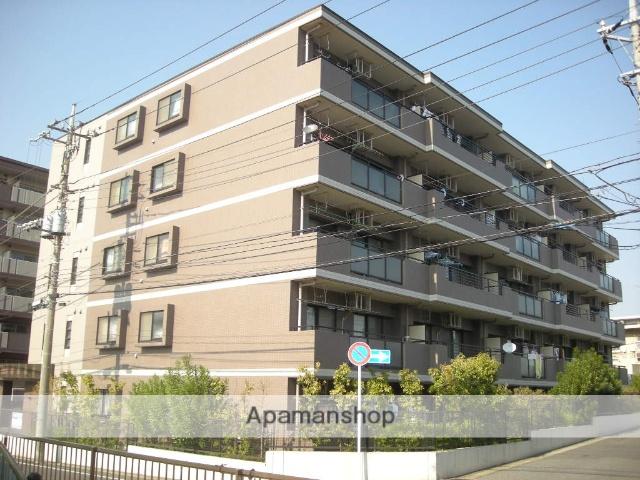 千葉県千葉市中央区、蘇我駅徒歩9分の築16年 5階建の賃貸マンション