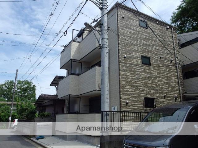 千葉県千葉市稲毛区、西千葉駅徒歩29分の築1年 3階建の賃貸アパート