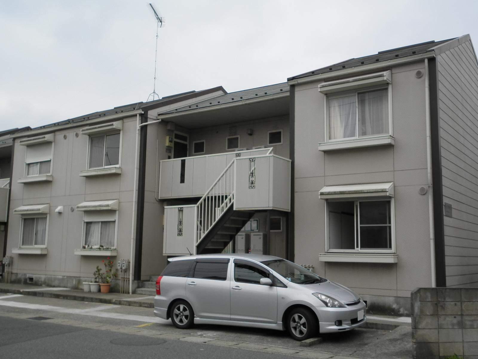 千葉県千葉市若葉区、都賀駅徒歩20分の築23年 2階建の賃貸アパート