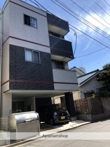 千葉県千葉市中央区、本千葉駅徒歩3分の築1年 4階建の賃貸マンション