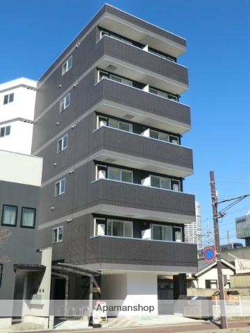 千葉県千葉市中央区、本千葉駅徒歩2分の新築 6階建の賃貸マンション