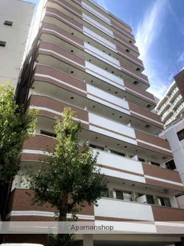 千葉県千葉市中央区、千葉駅徒歩5分の新築 10階建の賃貸マンション