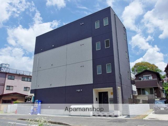千葉県千葉市中央区、千葉駅徒歩9分の築1年 4階建の賃貸マンション