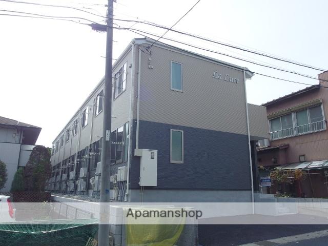 千葉県千葉市中央区、本千葉駅徒歩27分の新築 2階建の賃貸アパート