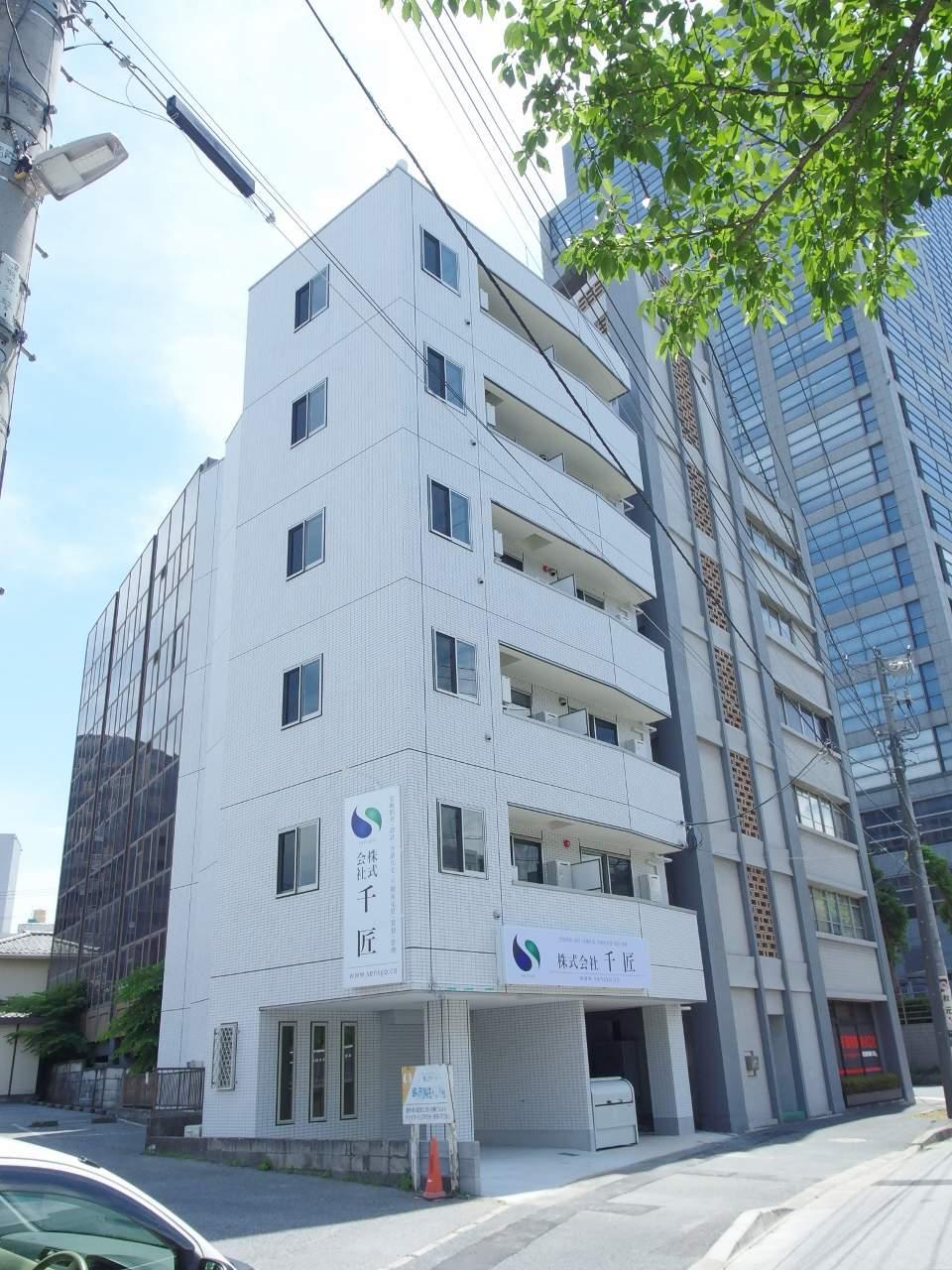 千葉県千葉市中央区、本千葉駅徒歩9分の新築 6階建の賃貸マンション