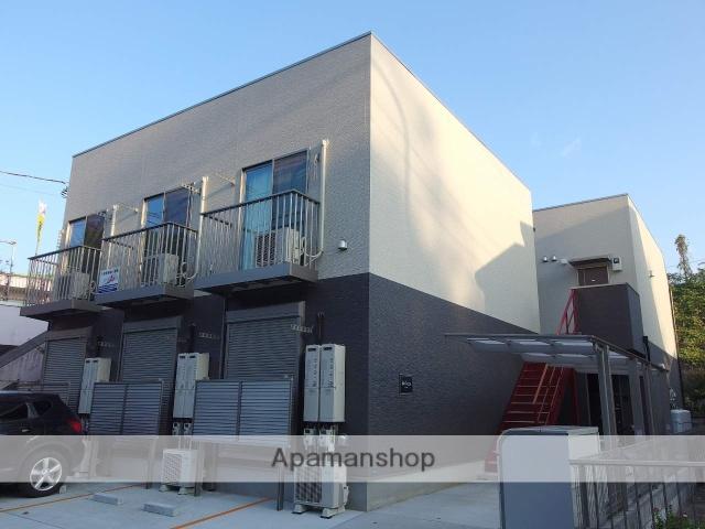 千葉県千葉市中央区、本千葉駅徒歩9分の新築 2階建の賃貸アパート