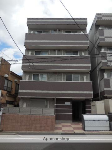 千葉県千葉市中央区、本千葉駅徒歩4分の新築 1階建の賃貸マンション