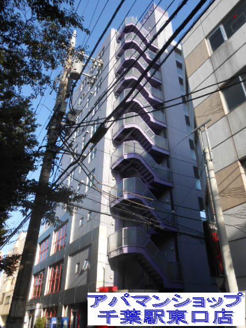 千葉県千葉市中央区、千葉駅徒歩14分の築24年 10階建の賃貸マンション