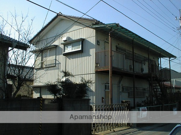 千葉県千葉市若葉区、都賀駅徒歩16分の築37年 2階建の賃貸アパート