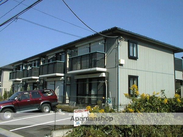 千葉県千葉市若葉区、千葉駅バス20分滑橋下車後徒歩3分の築22年 2階建の賃貸アパート