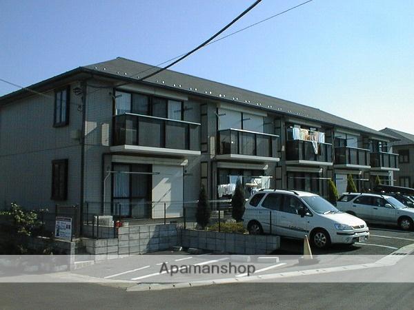 千葉県千葉市若葉区、千葉駅バス20分滑橋下車後徒歩4分の築22年 2階建の賃貸アパート
