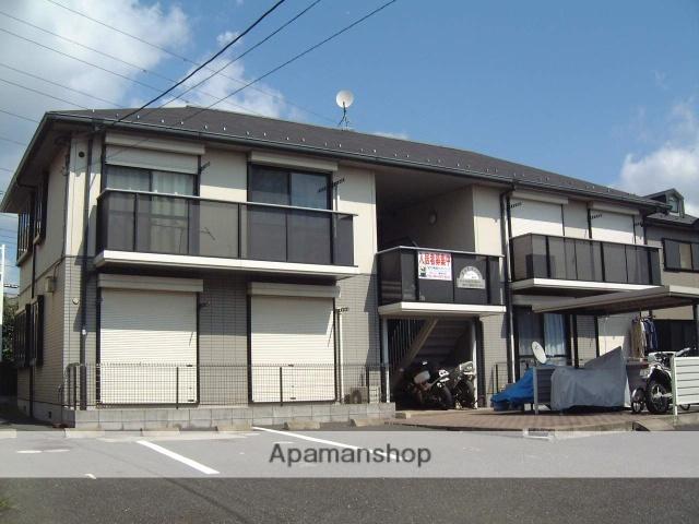千葉県千葉市若葉区、千葉駅バス18分桜木町下車後徒歩5分の築20年 2階建の賃貸アパート