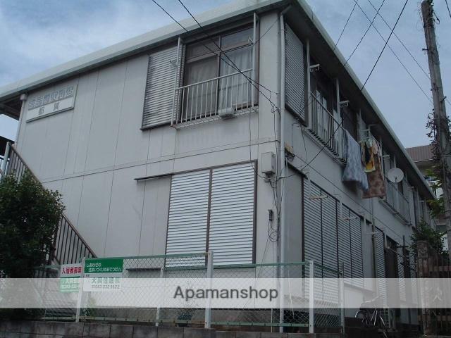 千葉県千葉市若葉区、都賀駅徒歩10分の築27年 2階建の賃貸アパート