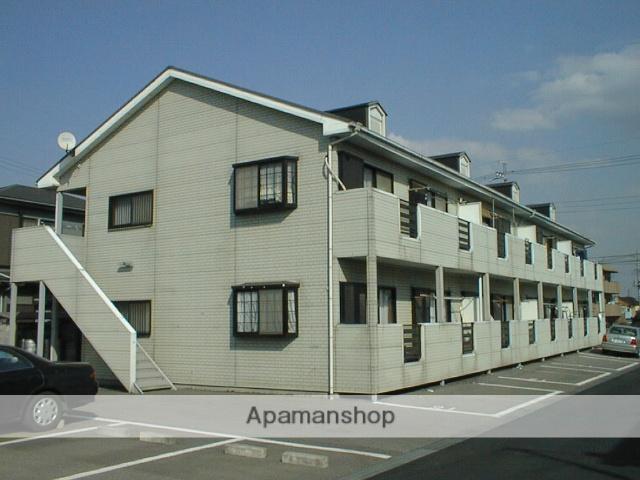 千葉県千葉市若葉区、都賀駅徒歩15分の築24年 2階建の賃貸アパート