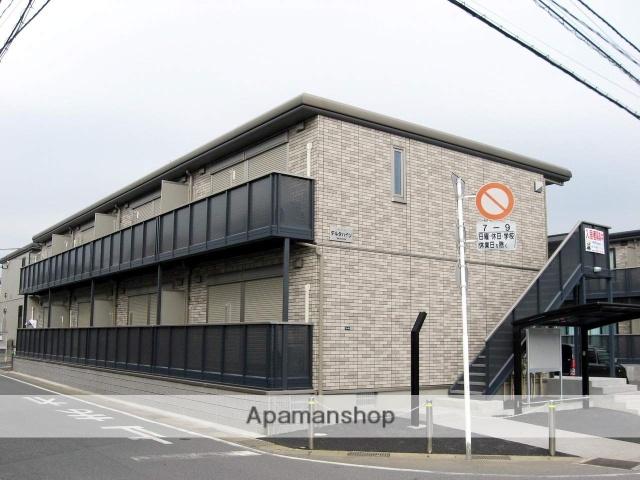 千葉県千葉市若葉区、千葉駅バス18分桜木町下車後徒歩4分の築7年 2階建の賃貸アパート