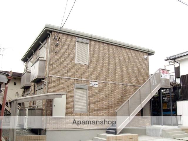 千葉県千葉市若葉区、千葉駅バス22分北二町目下車後徒歩3分の築8年 2階建の賃貸アパート