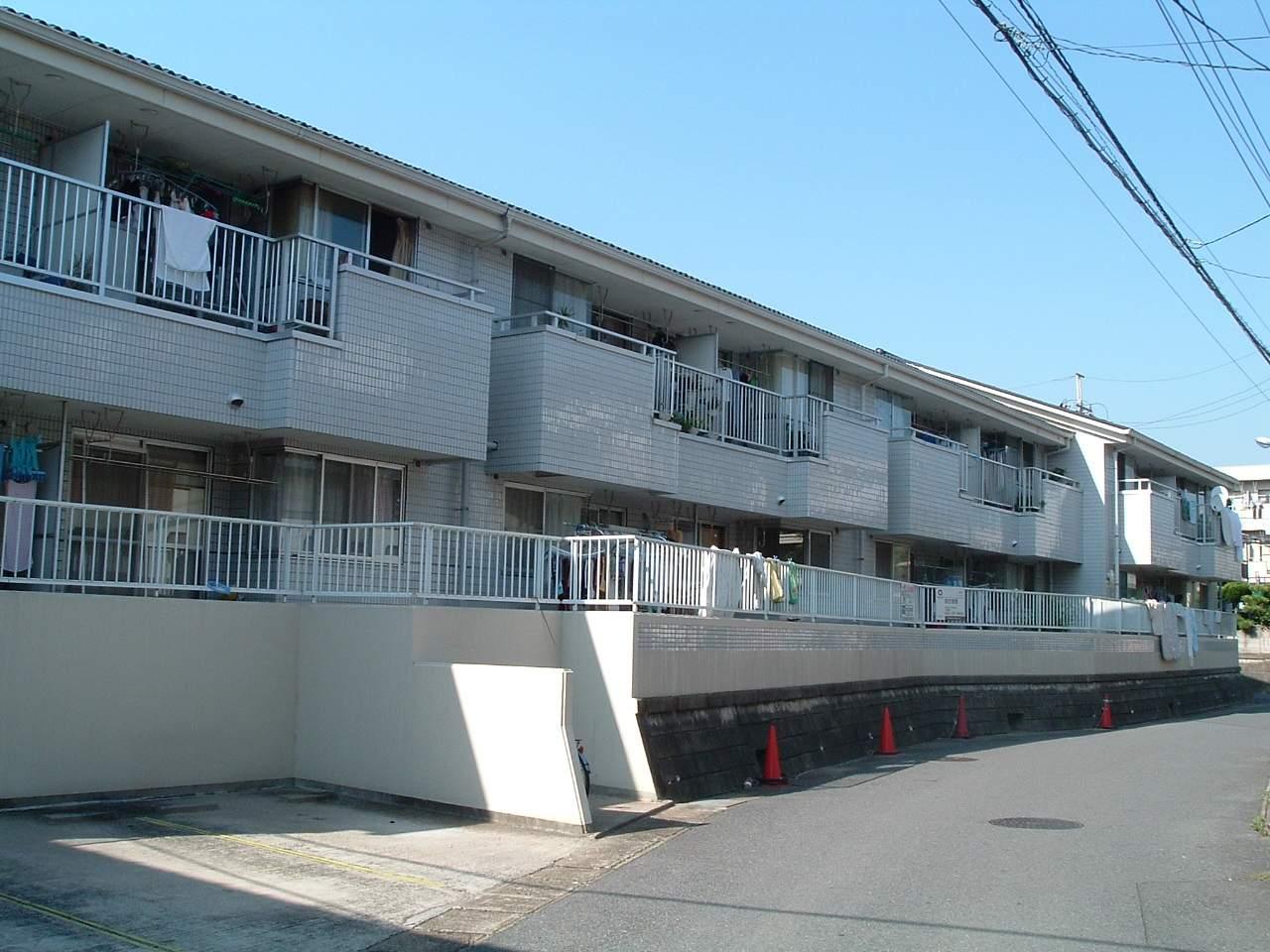 千葉県千葉市若葉区、都賀駅徒歩7分の築30年 2階建の賃貸マンション