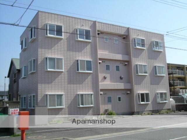 千葉県千葉市若葉区、西千葉駅バス17分みつわ台下車後徒歩4分の築27年 3階建の賃貸マンション