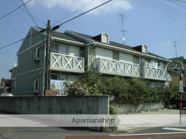 千葉県千葉市中央区、千葉駅バス14分矢作台下車後徒歩1分の築27年 2階建の賃貸アパート