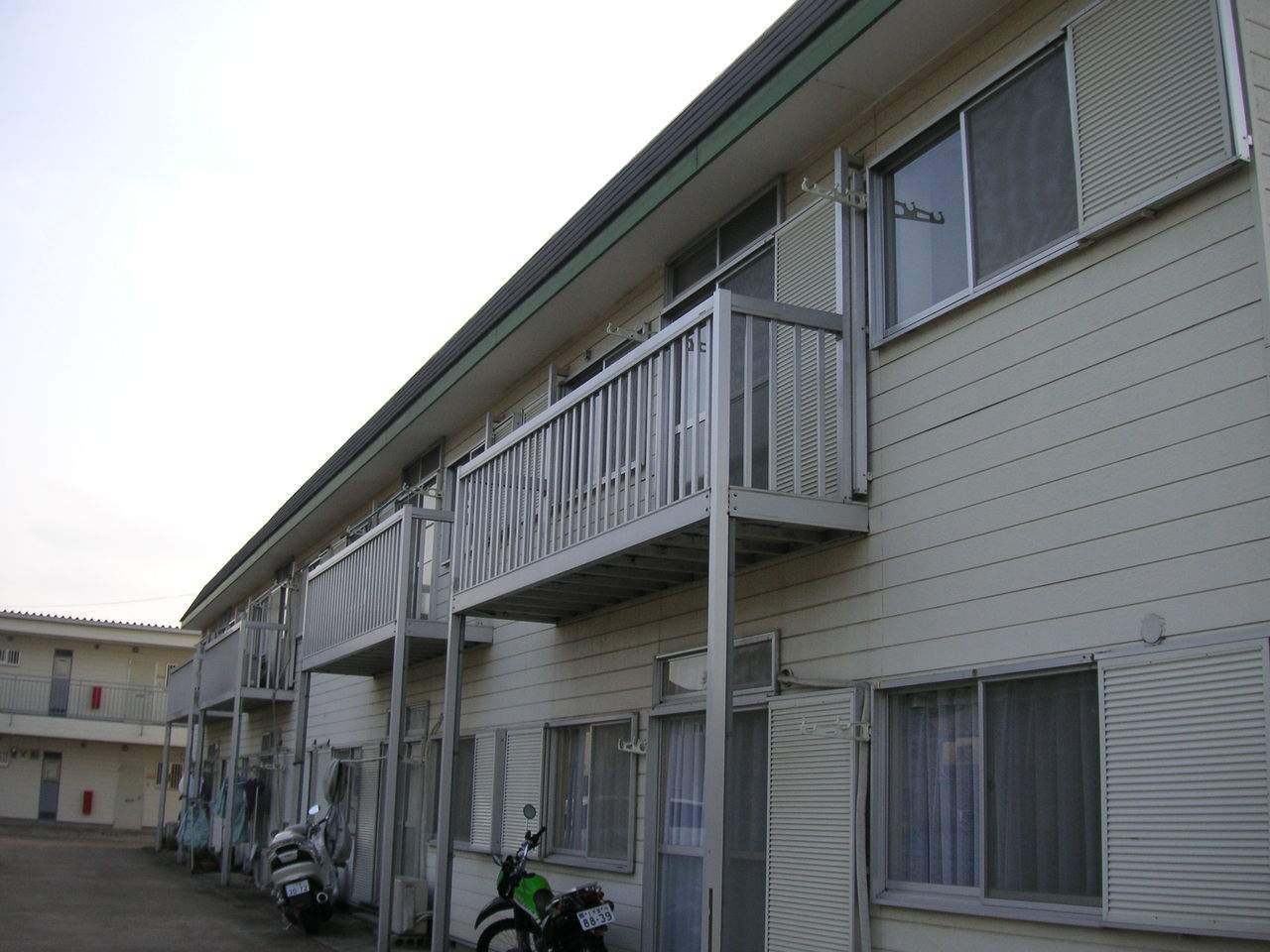 千葉県千葉市稲毛区、西千葉駅徒歩25分の築28年 2階建の賃貸アパート