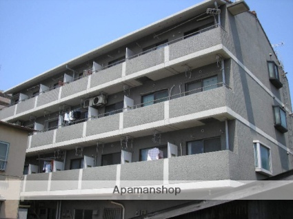 千葉県千葉市中央区、千葉駅徒歩17分の築32年 4階建の賃貸マンション