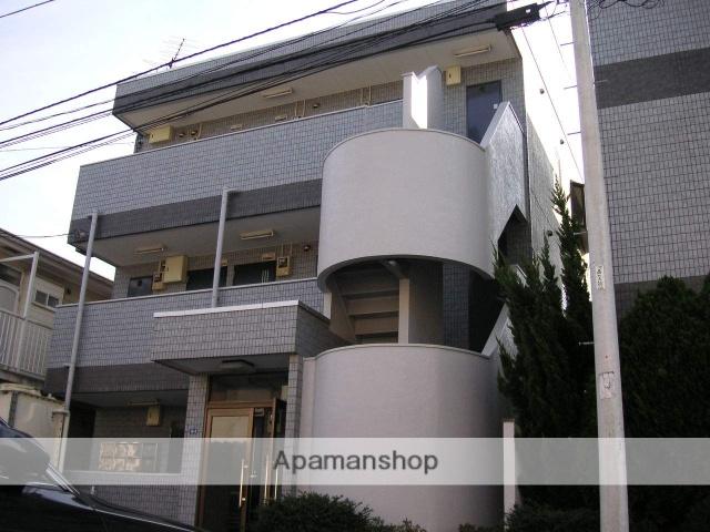 千葉県千葉市中央区、西千葉駅徒歩10分の築26年 3階建の賃貸アパート