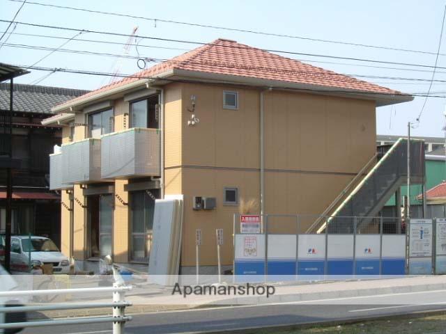 千葉県千葉市稲毛区、西千葉駅徒歩15分の築11年 2階建の賃貸アパート