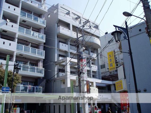 千葉県千葉市中央区、西千葉駅徒歩2分の築21年 7階建の賃貸マンション