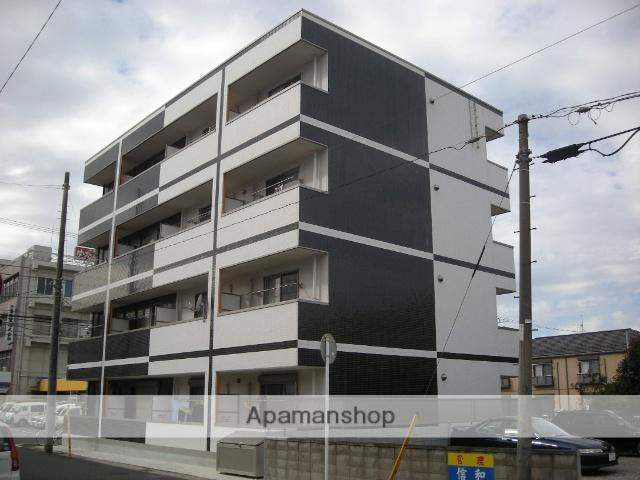 千葉県千葉市中央区、蘇我駅徒歩5分の築7年 4階建の賃貸マンション