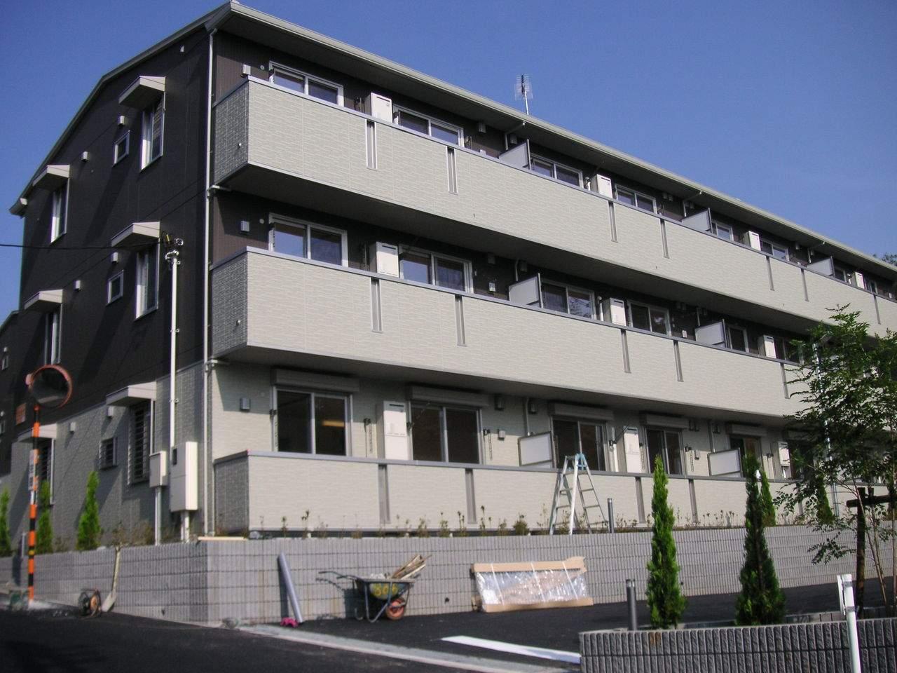 千葉県千葉市若葉区、小倉台駅徒歩18分の築6年 3階建の賃貸アパート