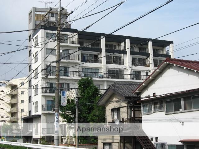 千葉県千葉市中央区、西千葉駅徒歩6分の築49年 9階建の賃貸マンション