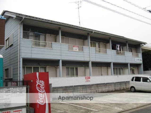 千葉県千葉市稲毛区、西千葉駅徒歩10分の築25年 2階建の賃貸アパート