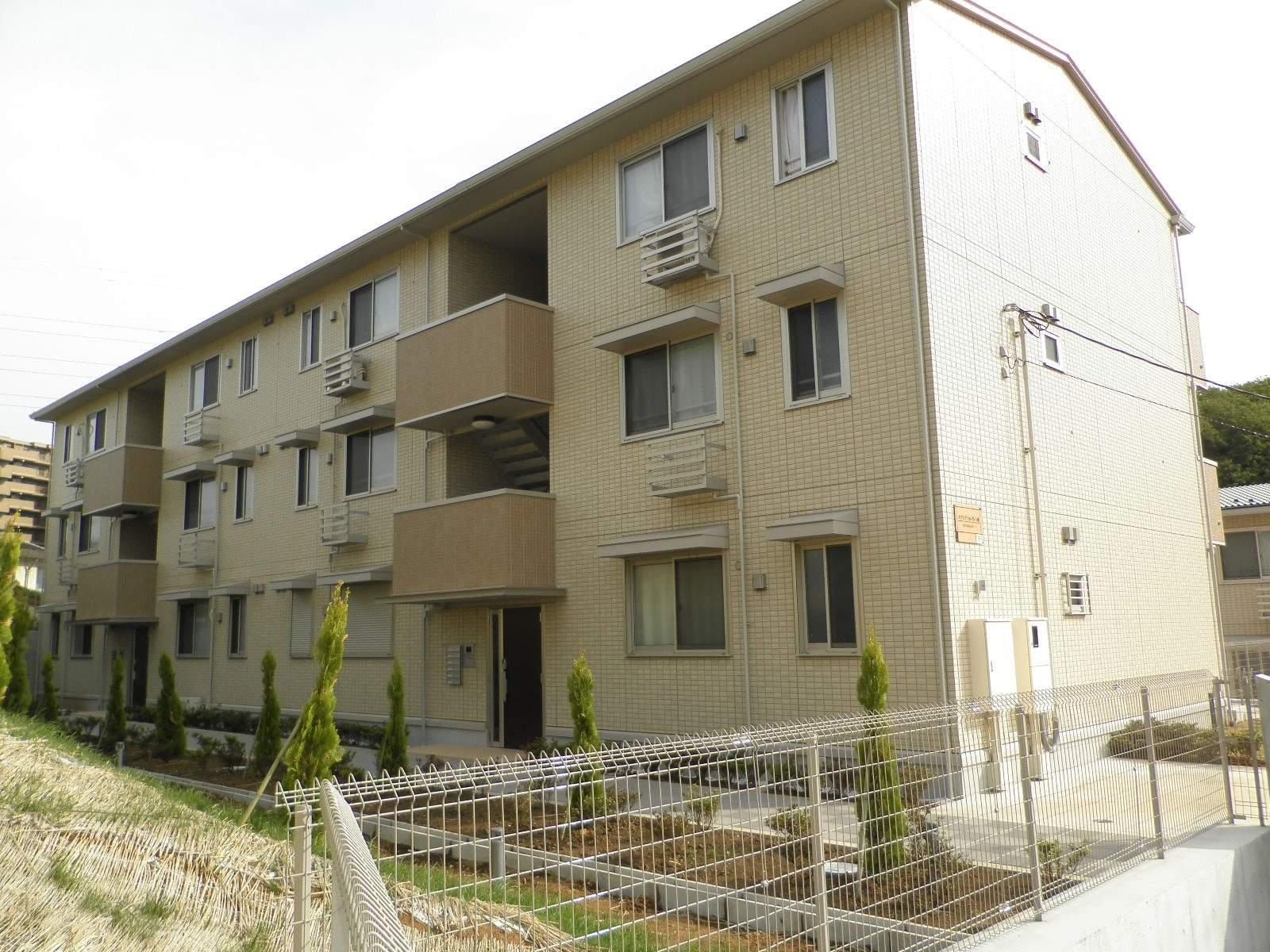 千葉県千葉市若葉区、千葉駅バス3分桜木町下車後徒歩18分の築6年 3階建の賃貸アパート
