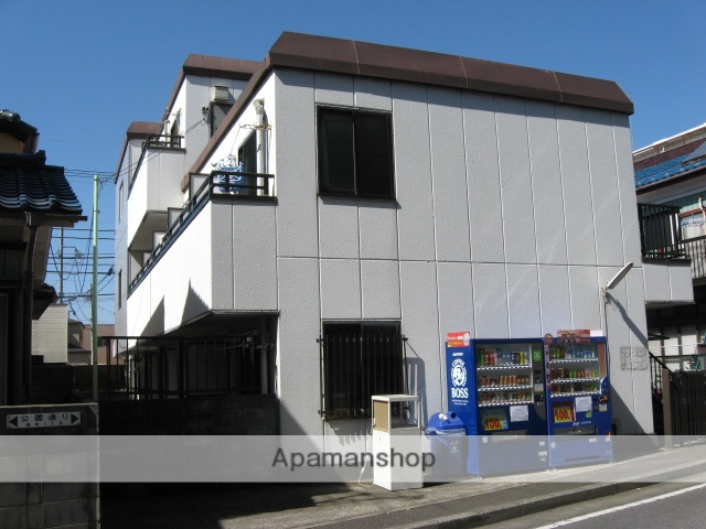 千葉県千葉市稲毛区、西千葉駅徒歩14分の築25年 3階建の賃貸マンション