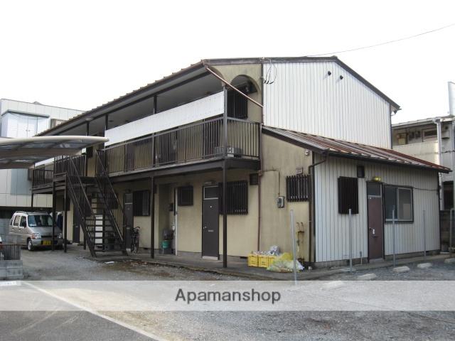千葉県千葉市中央区、千葉駅徒歩9分の築31年 2階建の賃貸アパート