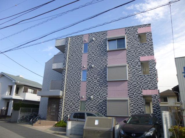 千葉県千葉市中央区、蘇我駅徒歩8分の築6年 3階建の賃貸マンション