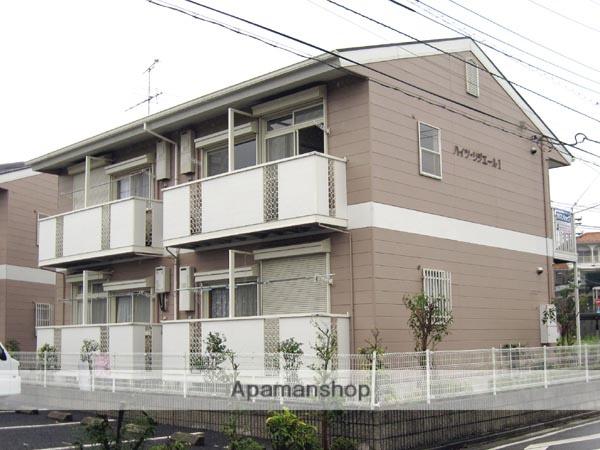 千葉県四街道市、四街道駅徒歩15分の築22年 2階建の賃貸アパート