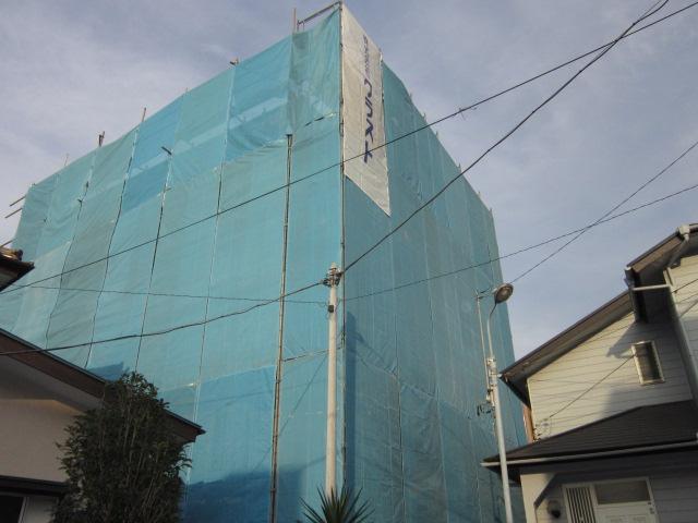 千葉県千葉市中央区、東千葉駅徒歩23分の築4年 4階建の賃貸マンション