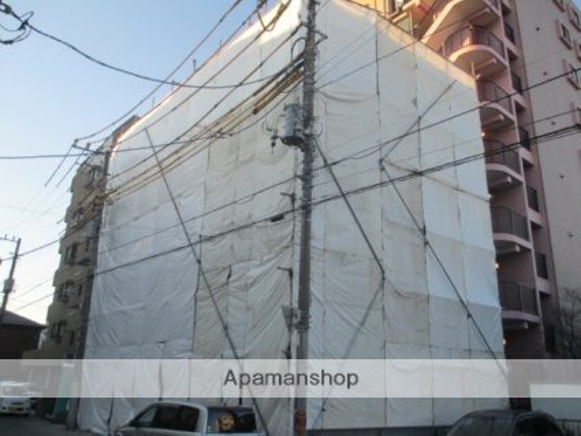 千葉県千葉市中央区、蘇我駅徒歩5分の築3年 4階建の賃貸マンション