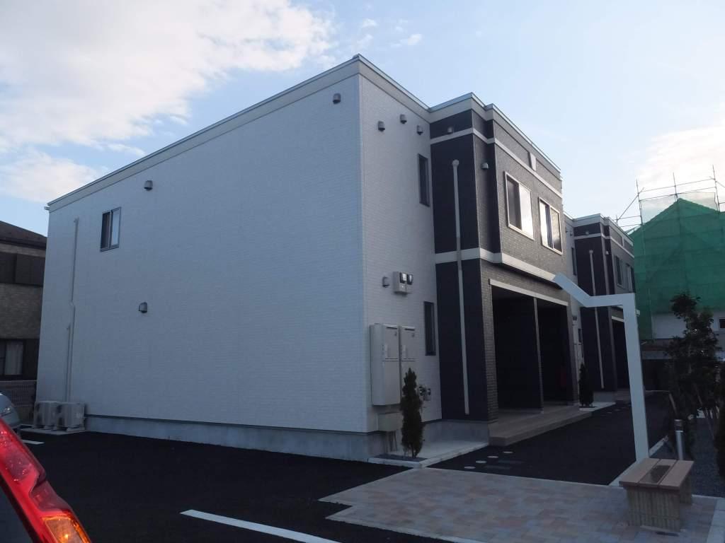 千葉県千葉市若葉区、千葉駅バス10分都町下車後徒歩3分の築3年 2階建の賃貸アパート