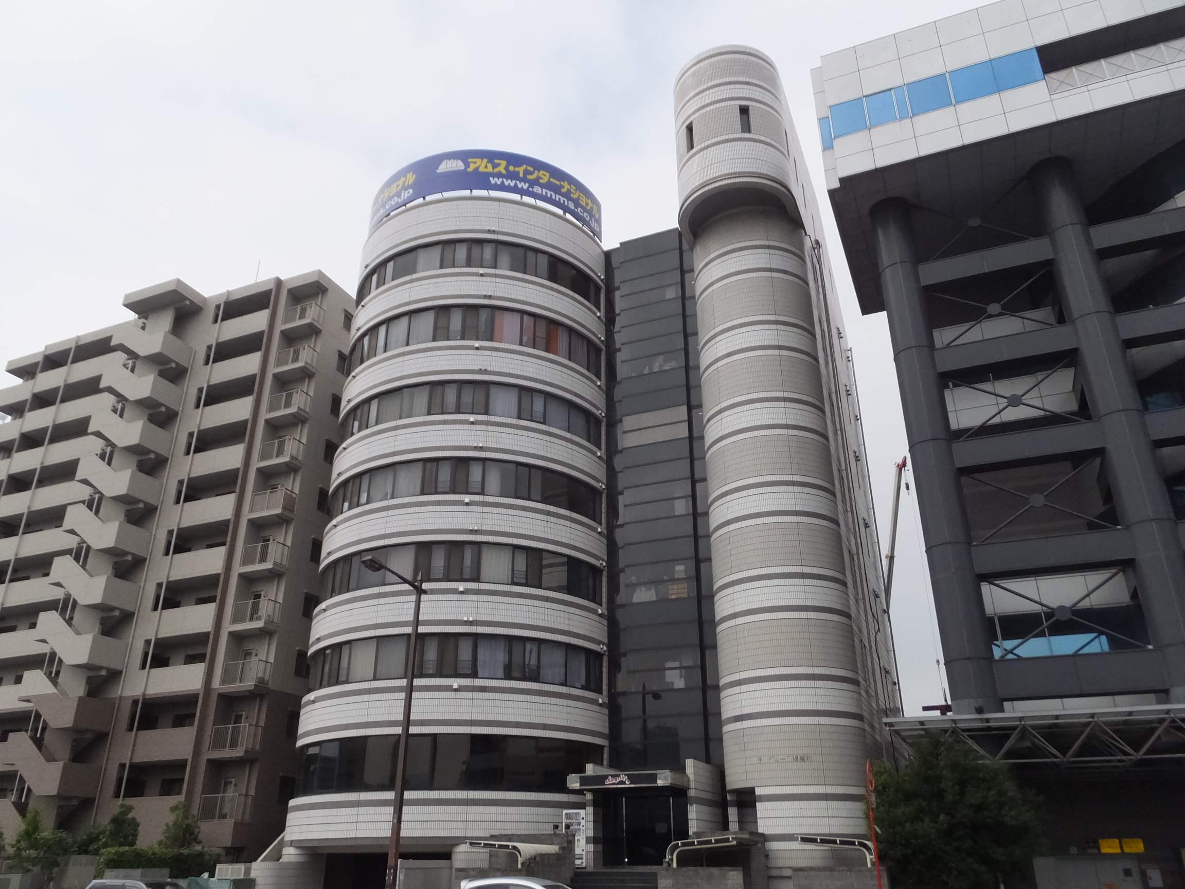 千葉県千葉市中央区、千葉駅徒歩15分の築30年 7階建の賃貸マンション