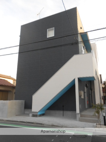 千葉県千葉市中央区、東千葉駅徒歩7分の築2年 2階建の賃貸アパート