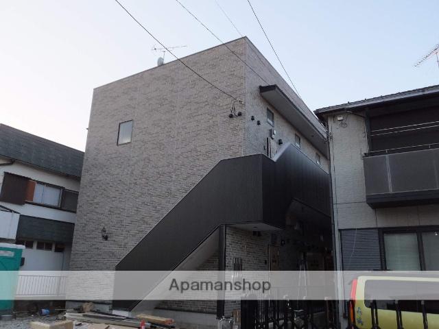 千葉県千葉市中央区、千葉駅徒歩18分の築3年 2階建の賃貸アパート