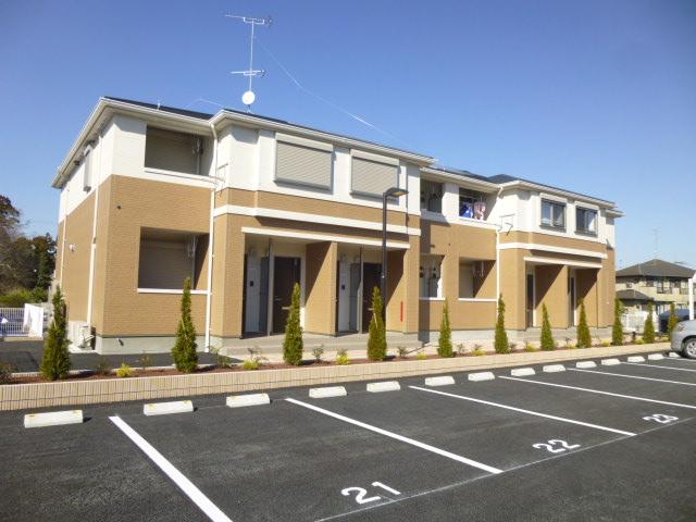 千葉県千葉市中央区、鎌取駅徒歩28分の築3年 2階建の賃貸アパート