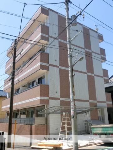千葉県千葉市中央区、千葉駅徒歩10分の築2年 4階建の賃貸マンション