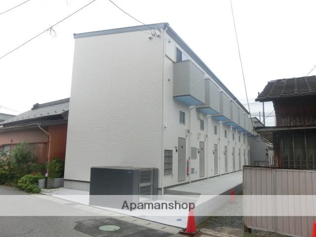 千葉県千葉市中央区、蘇我駅徒歩10分の築2年 3階建の賃貸アパート