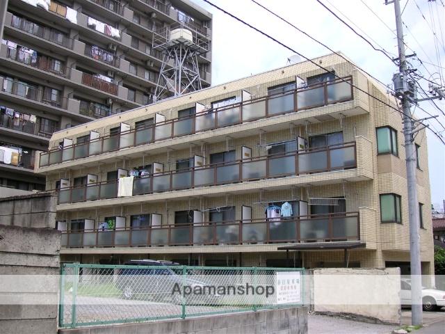 千葉県千葉市中央区、西千葉駅徒歩4分の築32年 4階建の賃貸マンション