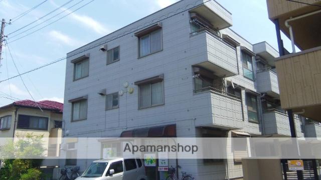 千葉県千葉市稲毛区、西千葉駅徒歩11分の築28年 3階建の賃貸マンション