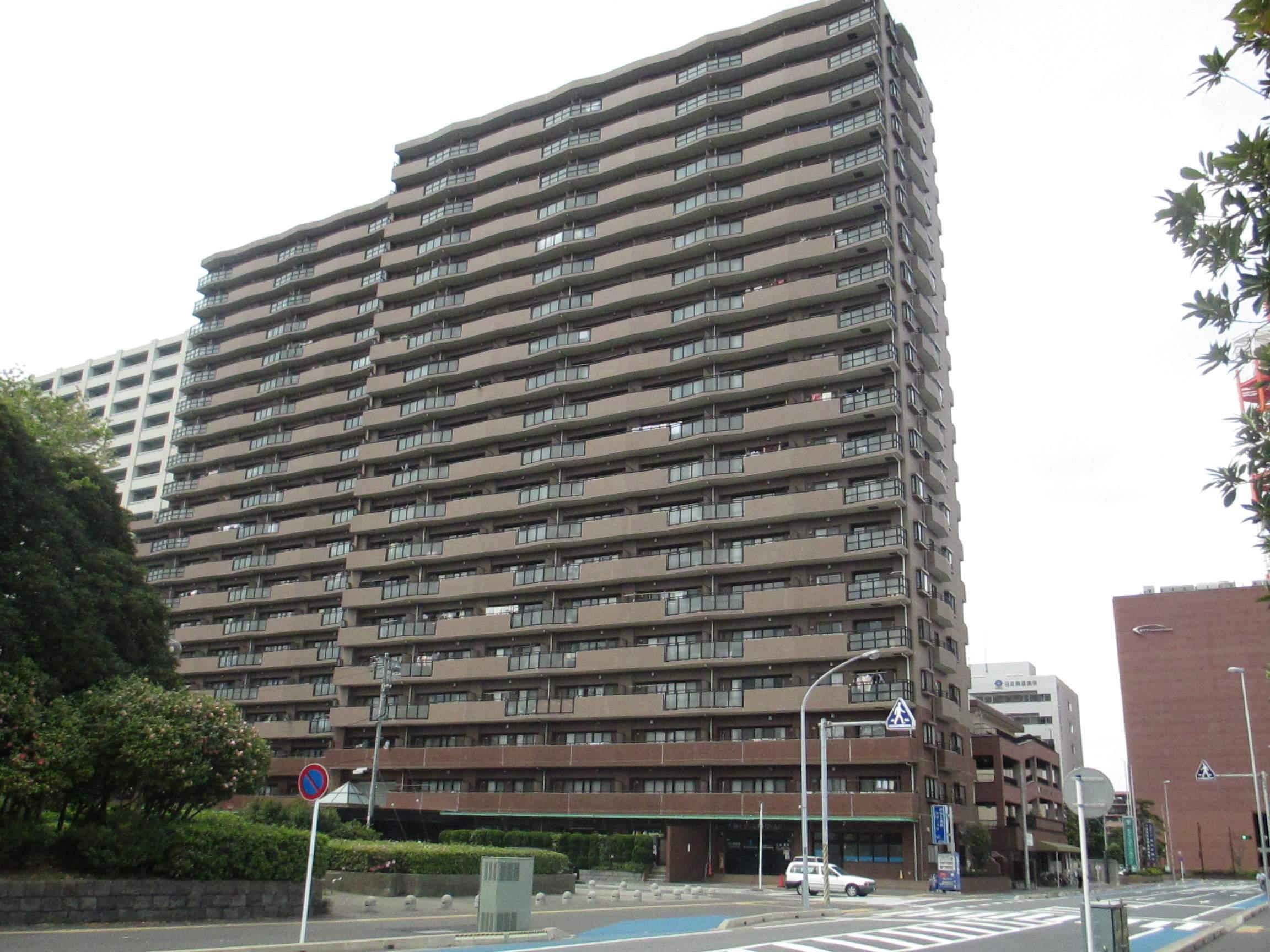 千葉県千葉市中央区、千葉駅徒歩18分の築18年 20階建の賃貸マンション